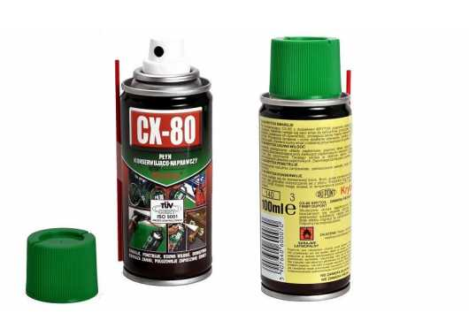 Smar CX-80 teflon 100 ml spray