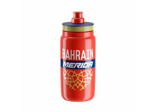 Bidon Elite Fly Team Bahrain Merida 550ml