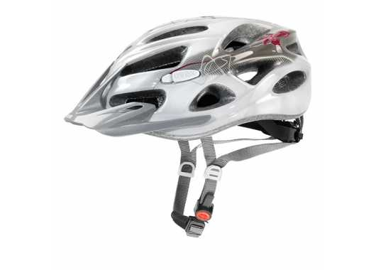 Kask rowerowy Uvex Onyx White-Red